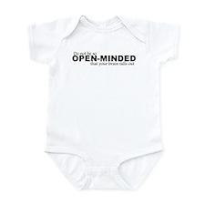 Open-Minded Infant Bodysuit