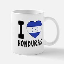 I Love Honduras Mug