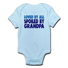 Spoiled By Grandpa Body Suit