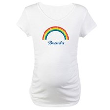 Brenda vintage rainbow Shirt