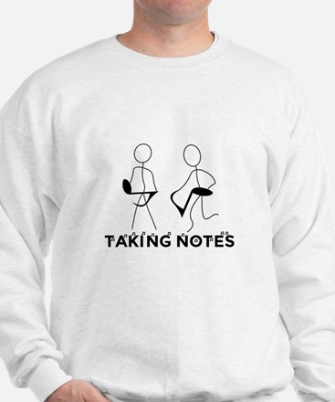 TAKING NOTES - MUSIC Jumper