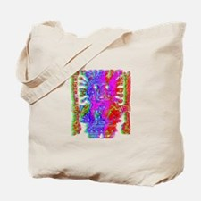 Cool Flowerpower Tote Bag