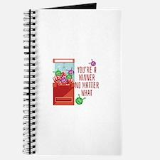 Youre A Winner Journal