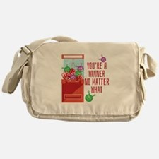 Youre A Winner Messenger Bag