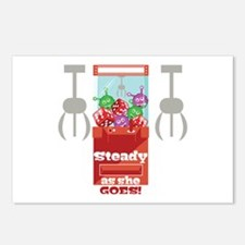 Steady As She Goes Postcards (Package of 8)