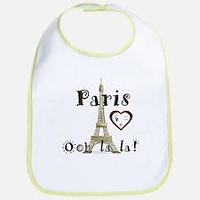 Paris Ooh La La Bib