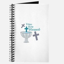 You Are Blessed Journal