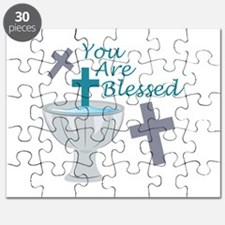 You Are Blessed Puzzle