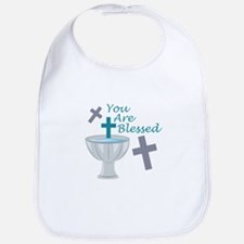 You Are Blessed Bib