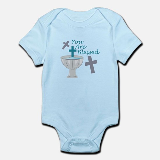 You Are Blessed Body Suit