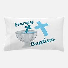 Happy Baptism Pillow Case