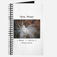 Egret Totem Gifts Journal