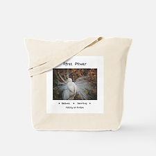 Egret Totem Gifts Tote Bag
