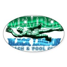 Cute Swimming pool Decal