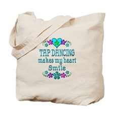 Tap Dancing Smiles Tote Bag