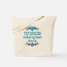 Tap Dancing Smiles Tote Bag