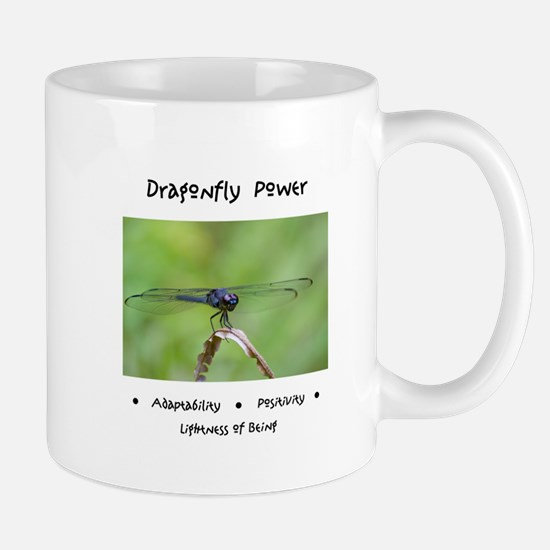 Dragonfly Taking Flight Gifts Mugs