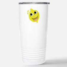 Happy Lemon Travel Mug