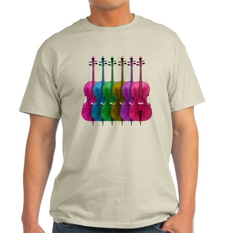 Colorful Cello Light T-Shirt