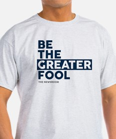 The Newsroom: The Greater Fool T-Shirt