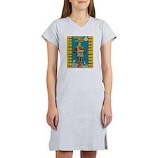 Unique Vintage Women's Nightshirt