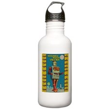 Funny Vintage Water Bottle