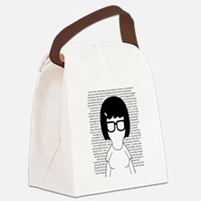 Tina Belcher Canvas Lunch Bag