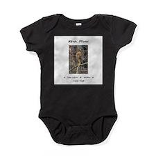 Hawk Power Animal Medicine Baby Bodysuit
