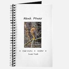 Hawk Power Animal Medicine Journal