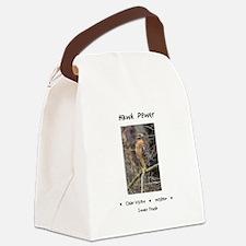 Hawk Power Animal Medicine Canvas Lunch Bag