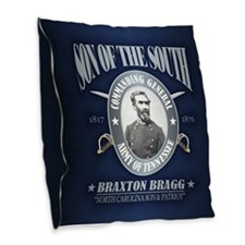 Bragg (SOTS2) Burlap Throw Pillow