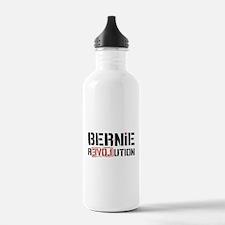 Bernie Revolution Water Bottle