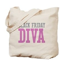 Black Friday DIVA Tote Bag