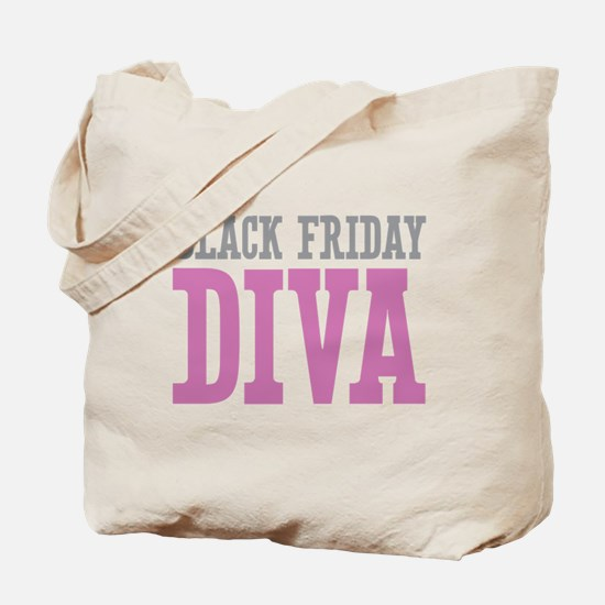 Black Friday DIVA Tote Bag