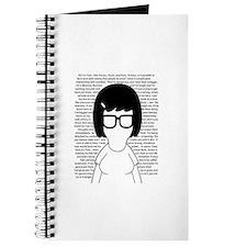 Tina Belcher Journal
