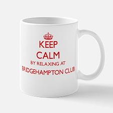 Keep calm by relaxing at Bridgehampton Club N Mugs