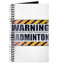 Warning: Badminton Journal