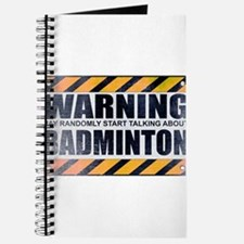 Warning: Badminton Journal