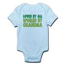 Spoiled By Grandma Body Suit