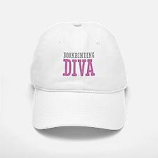 Bookbinding DIVA Baseball Baseball Cap