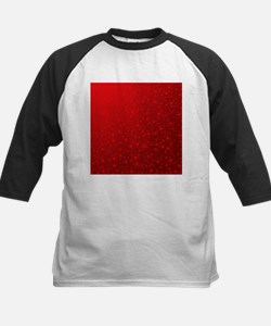 red stars in red Baseball Jersey