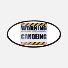 Warning: Canoeing Patches