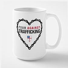 Tour Against Trafficking Mug