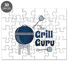 Grill Guru Puzzle