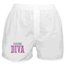 Carpool DIVA Boxer Shorts