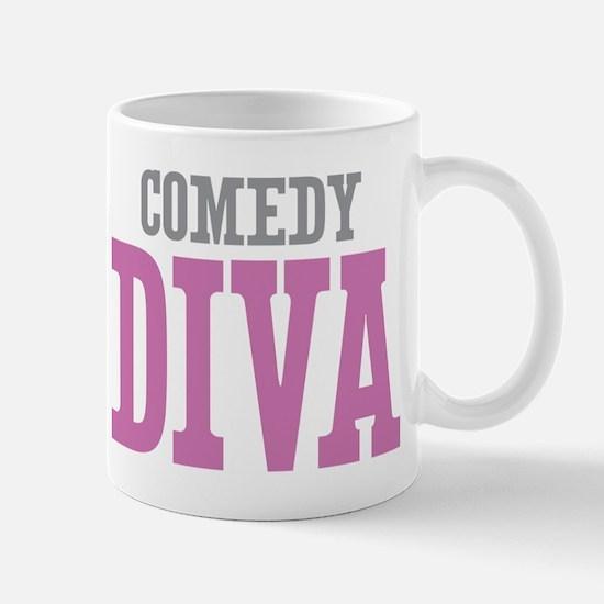 Comedy DIVA Mugs