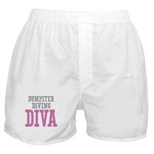 Dumpster Diving DIVA Boxer Shorts