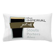Stouts Porters Ale Pillow Case