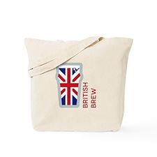 British Brew Tote Bag