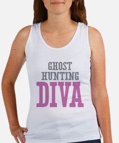 Ghost Hunting DIVA Tank Top
